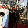 Exclusif - H-Name - Rendez-vous portrait avec les artistes du 11ème concert de la tolérance à Agadir le 22 octobre 2016. Le concert sera diffusé le samedi 5 novembre 2016 à 20h50 sur la chaine W9.