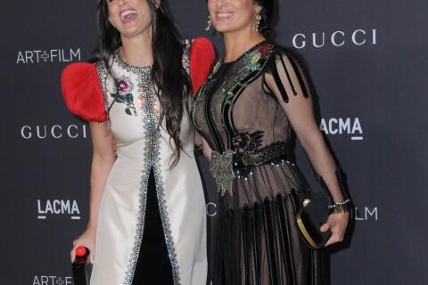 Demi Moore rate son red carpet devant Salma Hayek et une star inattendue...