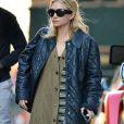 Ashley Olsen se promène à New York, le 6 octobre 2016.