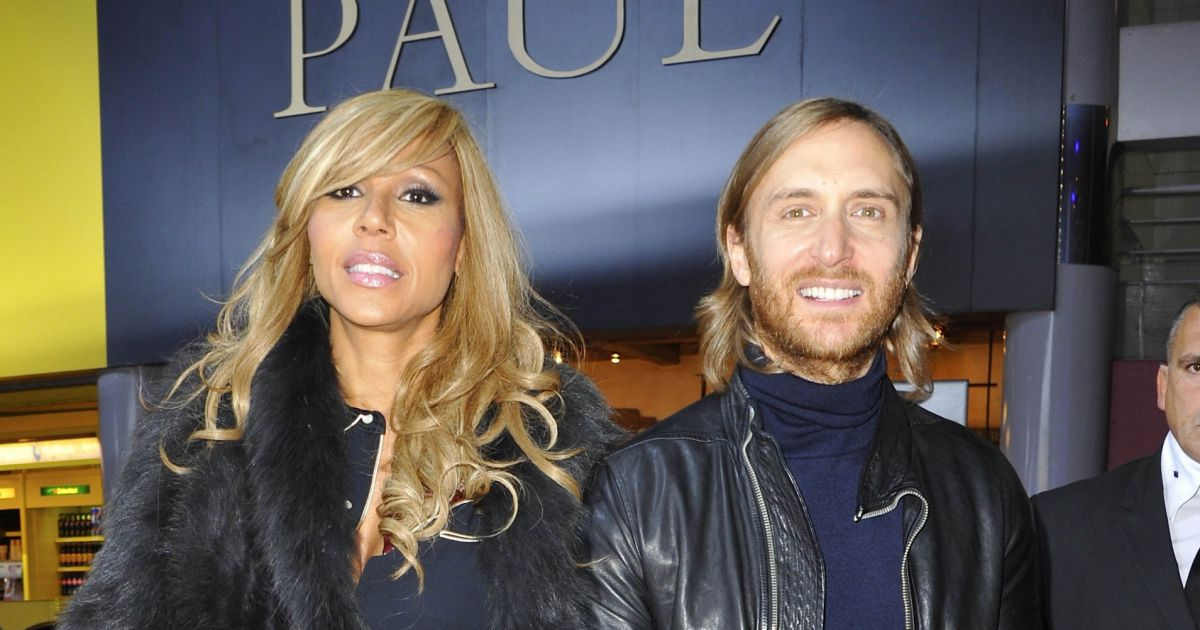 david et cathy guetta soiree pour le salon de l 39 automobile 2012 a paris le 27 septembre 2012. Black Bedroom Furniture Sets. Home Design Ideas