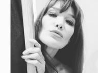 Carla Bruni-Sarkozy topless, les vacances avec son adorable Giulia sont finies