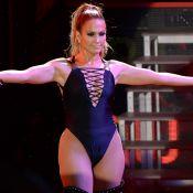 Jennifer Lopez bootylicious : La hot Mama se lâche !
