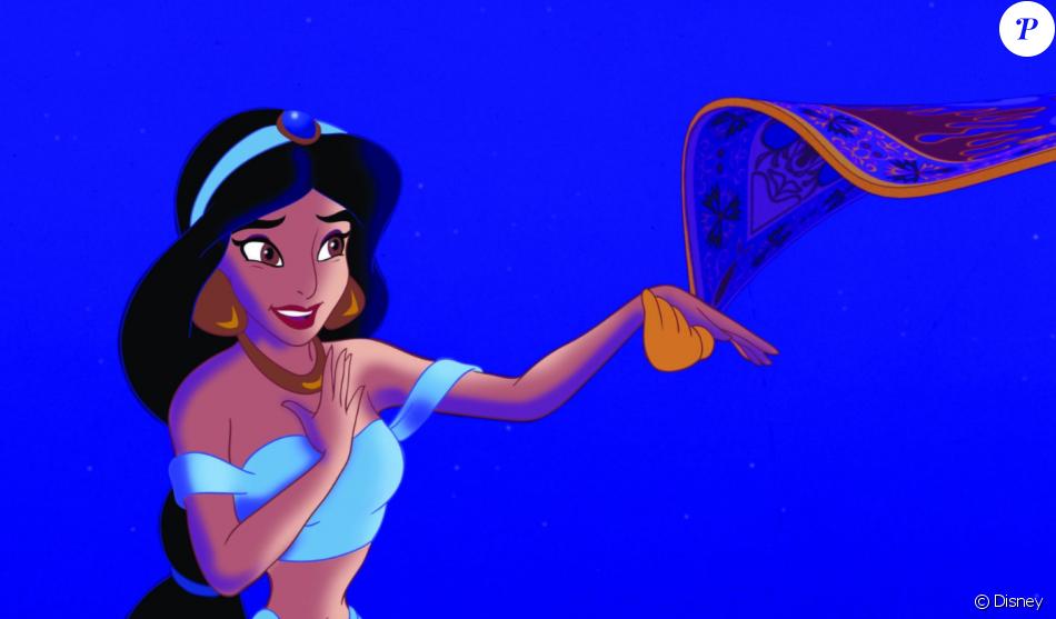 Jasmine dans Aladdin