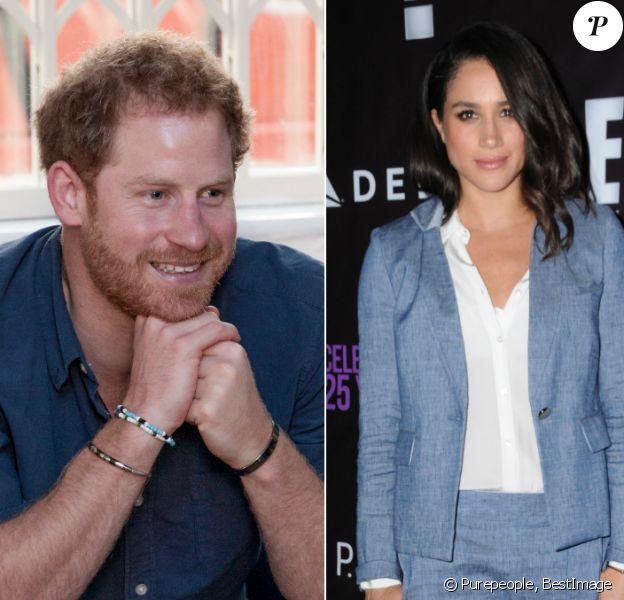 Le prince Harry s'est-il vraiment entiché de Meghan Markle ?