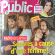 Magazine Public en kiosques le 11 novembre 2016.