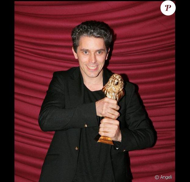 James Thierrée lors de la 21ème nuit des Molières en 2007