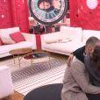 """Bastien, Mélanie - """"Secret Story 10"""" sur NT1, le 15 novembre 2016."""