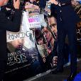 Eddie Redmayne à la première de 'Fantastic Beasts And Where To Find Them' à Londres, le 15 novembre 2016