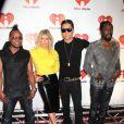 Fergie et les Black Eyed Peas au festival I Heart Music à Las Vegas, le 23 septembre 2011