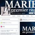 Page Facebook de Tiffany de Mariés au premier regard (M6).