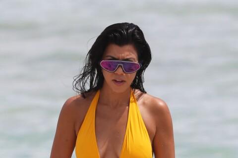 Kourtney Kardashian détaille sa routine minceur