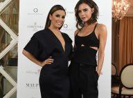 Victoria Beckham retrouve Eva Longoria pour une belle soirée, David à ses côtés