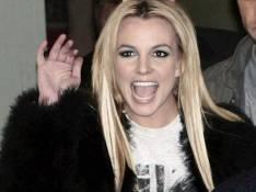 PHOTO : Britney Spears, aussi belle que notre Tour Eiffel !
