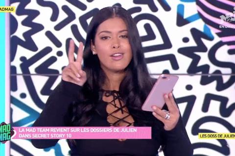 Ayem Nour : Elle balance en direct le numéro de portable de Benoît Dubois !