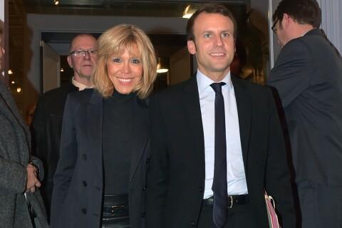 """Emmanuel Macron et l'amour de Brigitte : """"Elle a renoncé à tout pour moi"""""""