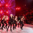 Lady Gaga - Défilé Victoria's Secret Paris 2016 au Grand Palais à Paris, le 30 novembre 2016. © Cyril Moreau/Bestimage