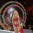 Devon Windsor - Défilé Victoria's Secret Paris 2016 au Grand Palais à Paris, le 30 novembre 2016. © Cyril Moreau/Bestimage