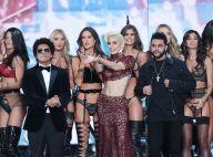 Victoria's Secret 2016 : Lady Gaga fait le show avec les anges à Paris