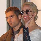 Lady Gaga à Paris : Son garde du corps est canon !