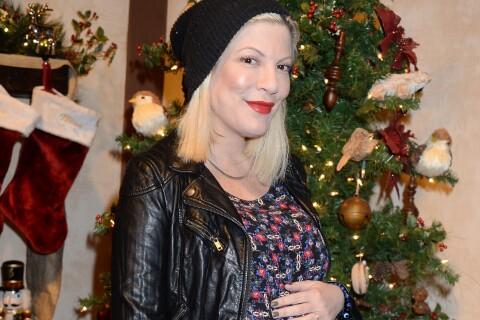 Tori Spelling enceinte : Sa carte de Noël 2016 est arrivée !