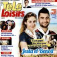 """Couverture du magazine """"Télé Loisirs"""", en kiosque le 5 décembre 2016"""