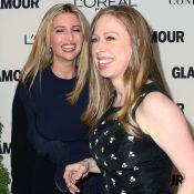 """Ivanka Trump et Chelsea Clinton : L'improbable lien des """"First daughters""""..."""