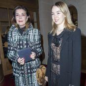 Caroline de Monaco avec sa fille Alexandra et Karl : Deux princesses chez Chanel