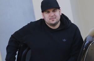 Rob Kardashian, papa gaga :