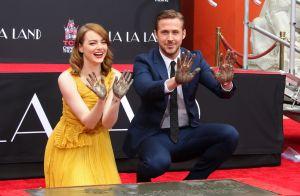 Ryan Gosling et Emma Stone : Le couple de La La Land a les mains sales