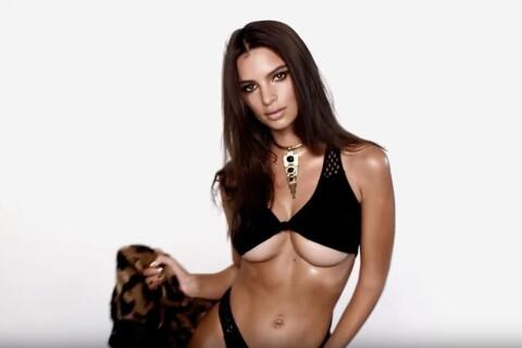 Emily Ratajkowski : Ultrasensuelle, elle éclipse Kendall Jenner et Irina Shayk