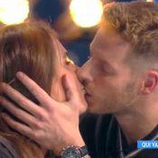 TPMP – Matthieu Delormeau : Tendre baiser avec Valérie Bénaïm
