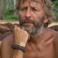 """Bruno perd l'orientation - Finale de """"Koh-Lanta, L'île au trésor"""". Sur TF1, le 9 décembre 2016."""