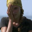"""Jesta qualifiée pour les poteaux - Finale de """"Koh-Lanta, L'île au trésor"""". Sur TF1, le 9 décembre 2016."""