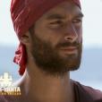 """Benoît remporte l'épreuve des poteaux - Finale de """"Koh-Lanta, L'île au trésor"""". Sur TF1, le 9 décembre 2016."""