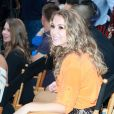 Alexa Vega sur le plateau de Good Morning America à New York le 2 septembre 2015.
