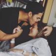 L'actrice Alexa PenaVega a accouché de son premier enfant ! Photo publiée sur Instagram le 10 décembre 2016