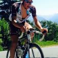 Etienne Fabre, jeune cycliste d'AG2R, décédé le 10 décembre 2016. Photo publiée sur Facebook.