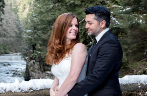 Rebecca Mader (Once Upon A Time) : Son mariage avec Marcus Kayne en photos
