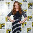 Rebecca Mader au Comic-Con de San Diego, le 11 juillet 2015