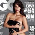 """""""Kim Kardashian pour GQ, juin 2016"""""""