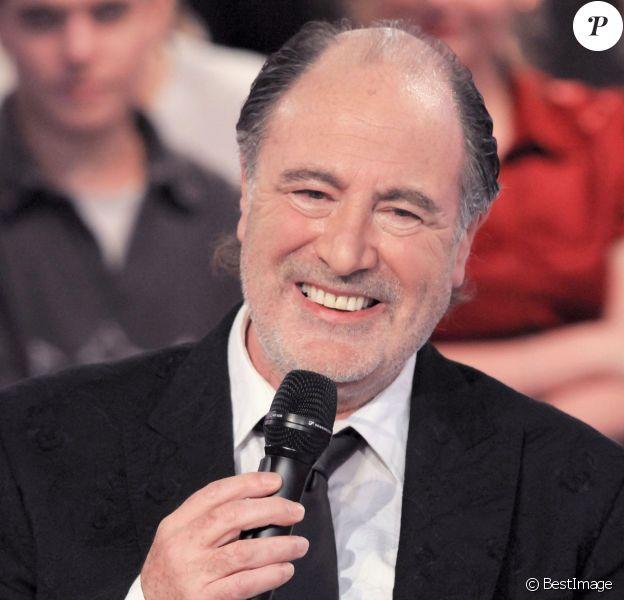Michel Delpech, le 21/10/2009 - Paris