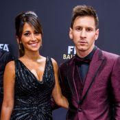 Lionel Messi : Mariage cet été avec sa belle Antonella !