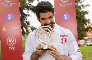 Miguel Angel Munoz : Le beau gosse sous le choc d'avoir gagné MasterChef !