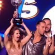 """Laurent Maistet gagnant de """"Danse avec les stars 7"""" - finale de """"Danse avec les stars 7"""", vendredi 16 décembre 2016, sur TF1"""