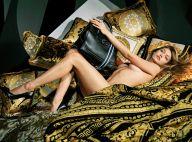 Gigi Hadid : Égérie sensuelle pour Versace