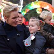 """Charlène de Monaco : """"Jacques et Gabriella sont ce que j'ai de plus important"""""""