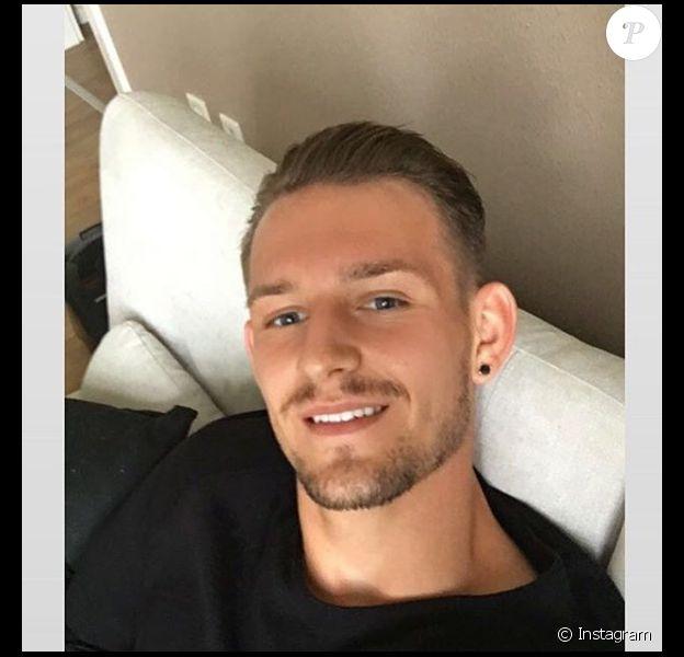 Marc Wachs, le footballeur allemand de 21 ans blessé par balle mercredi 21 décembre.