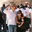 Jean Sarkozy et sa femme Jessica