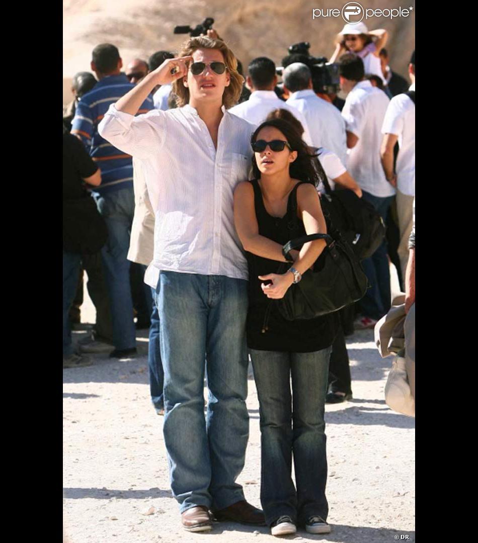 Jean sarkozy et sa femme jessica purepeople - Jean francois balmer et sa femme ...