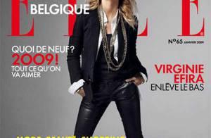 PHOTOS : La sublime Virgine Efira, sensuelle et désarmante...